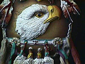 Shield-Mighty Warrior:PROTECTION OF THE EAGLE (Image1)