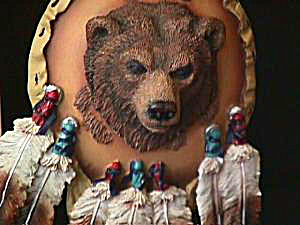 Shield-Mighty Warrior : PROTECTION OF  BEAR (Image1)
