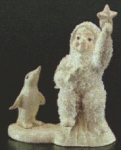 Snowbabies Dept. 56  Wishing On A Star #76260 (Image1)