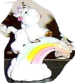 STARLIGHT STARBRIGHT UNICORN FOLLOW YOUR DREAMS #153958 #214191H Riding a Rainbow Ham (Image1)