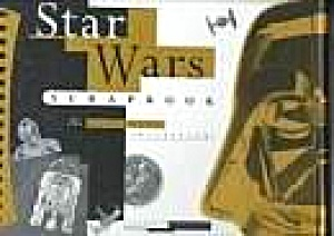 Star Wars Scrapbook : The Essential Collection (Hardcover, 1998)