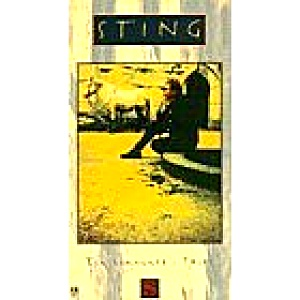 Ten Summoner's Tales Starring Sting VHS Tape 1993 Color NTSC HI-FI Stereo #4400895673 (Image1)