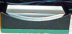 1996 FABULOUS CREATURES Swarovski Collectors Club MEMBER UNICORN STAND W/BOX (Image1)