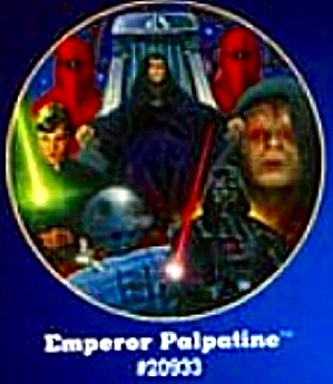 Star Wars Heroes & Villains-EMPEROR PALPATINE (Image1)