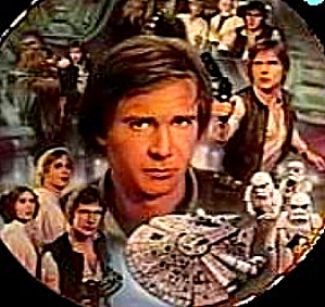 Star Wars Heroes & Villains-han Solo-birdsong