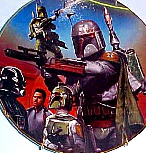 Star Wars Heroes& Villains - BOBA FETT - Artist Keith Birdsong (Image1)
