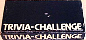 Trivia-Challenge Family Board Game Canada Comics Movies Music TV General 2-6 Players (Image1)