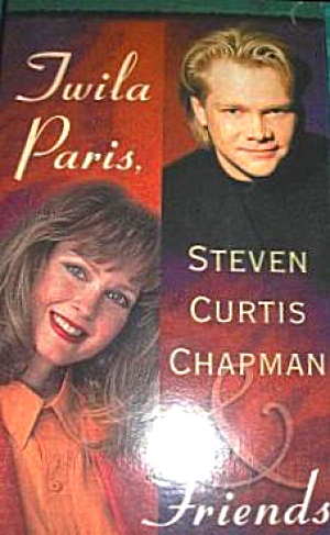 Twila Paris & Steven Curtis Chapman FRIENDS Video VHS 1994 Parable 12 Songs PGV001 15 (Image1)