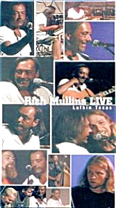 RICH MULLINS: LIVE Carpenter's Way Baptist Church Lufkin Texas Myrrh Last Concert '97 (Image1)
