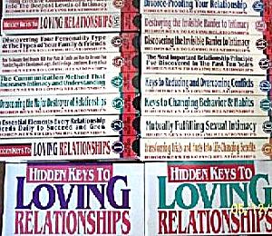 Gary Smalley Hidden Keys to Loving Relationships 10 Gaining Mutually Satisfying Sexua (Image1)