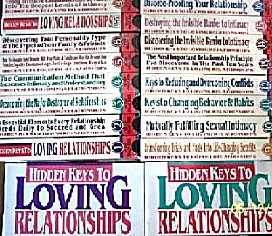 Gary Smalley Hidden Keys To Loving Relationships 4 Communication Method That Increase