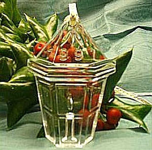 WATERFORD 1997 Lantern Ornament Christmas Memories Collection FIFTH EDITION Light Can (Image1)
