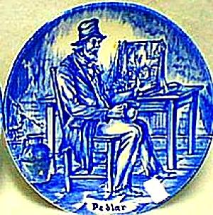 Pedlar Enoch Wedgwood (Tunstall) Ltd. England Peddler Unicorn (Image1)