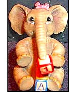 Ill Spell Mommy Wildlife Nursery Elephant Bab (Image1)