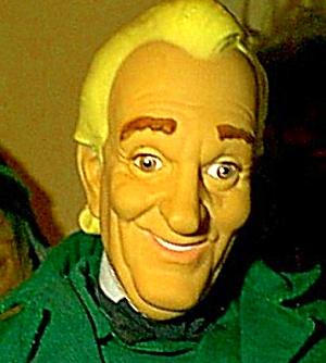 WOZ PRESENTS WIZARD Hamilton Gifts + FREE YBR Of Oz Yellow Brick Road P5813 1987 Doll (Image1)