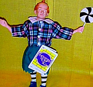 LOLLIPOP Guild BOY  Presents WIZARD OF OZ P3810 YELLOW BRICK ROAD Hamilton YBR 1990 (Image1)