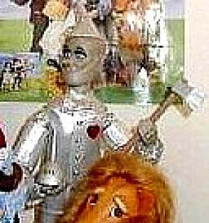 96263 Tinman Tin Man Wonderful WIZARD OF OZ Ashton-Drake Mary Tretter WOZ Ashton (Image1)