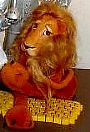 #96264 Cowardly Lion Wonderful WIZARD OF OZ Ashton-Drake Mary Tretter WOZ AshtonDrake (Image1)