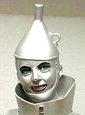 Tin Man Cloth Doll R John Wright MGM Picture The Wizard Of Oz Jack Haley