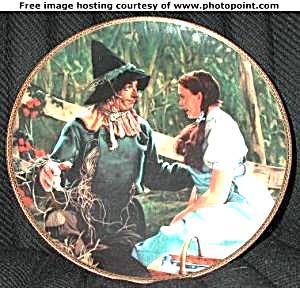 Dorothy Meets the Scarecrow #2 WOZ WIZARD OZ 50 Anniversary Commemorative Blackshear (Image1)