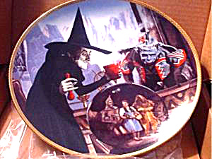 The Witch Casts A Spell WOZ WIZARD OF OZ #5 50th Anniversary Blackshear (Image1)