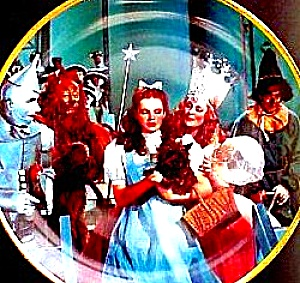 #8 There's No Place Like Home WIZARD OF OZ WOZ 50th ANNIVERSARY Blackshear (Image1)
