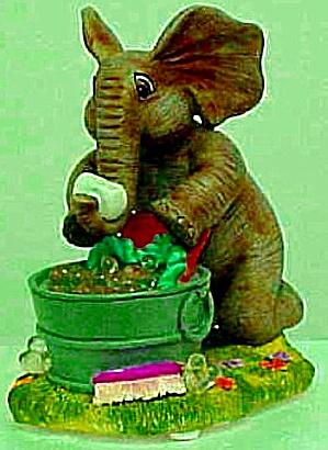 WATERFUL WAYS & ELEPHANT DAYS: SUDSY FUN (Image1)