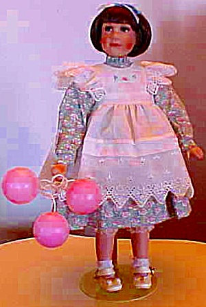 1993 Jane Zidjunas Party Doll: Meredith