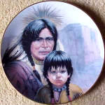 CHEYENNE Nation #1 America's Indian Heritage Gregory Perillo Artaffects Vague Shadows