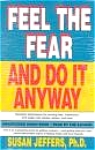 Click here to enlarge image and see more about item BOOK108: Feel the Fear and Do It Anyway Unabridged 4 Cassettes Dr. Susan Jeffers Self-Help Psy
