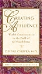 Click here to enlarge image and see more about item BOOK110: Creating Affluence Consciousness in Field All Possibilities Deepak Chopra 1878424017