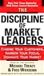 Click here to enlarge image and see more about item BOOK113: The Discipline of Market Leaders Fred Wiersema Michael Treacy Business Entrepreneurs