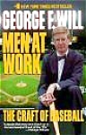 Click here to enlarge image and see more about item BOOK21: Men at Work The Craft of Baseball George F. Will Cassette Audiobook Harper Bob Costas