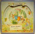 Click to view larger image of Peter Rabbit 1999 Happy Birthday Wedgwood Wedgewood #58991401002 Beatrix Potter '99 (Image2)