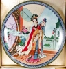 Click to view larger image of 10-150-1.2 BradEx Beauties of Red Mansion Artist Zhao Humins Imperial Jingdezhen Porc (Image2)