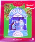 Click to view larger image of 2002 Carlton Heirloom Series Nutcracker Suite Land Of Ice And Snow CXOR-098G Musical (Image2)