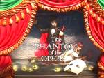 Click to view larger image of 1999 PHANTOM OF THE OPERA #1 Broadway Series Music of Night M. Crawford CXOR064A (Image2)