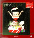 Click here to enlarge image and see more about item CARL6: 1997 BETTY BOOP Surprise! CXOR088W CLASSIC CARTOONS