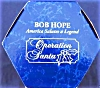 Click to view larger image of HIGH-FLYIN' GOOD TIMES BOB HOPE OPERATION SANTA MMORN993 AIR FORCE FLYER 1999 GOLFER (Image8)