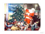 Click to view larger image of A Christmas Eve VisitorClassic American Santa (Image3)