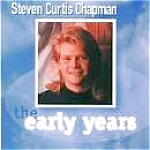 Click here to enlarge image and see more about item StevenCurtisChapman2: The Early Years Steven Curtis Chapman CD '96 Sparrow Record Religious Praise Worship