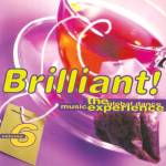 Click here to enlarge image and see more about item CD106: Brilliant! The Global Dance Music Experience Brilliant Electronic House Garage 1995 E