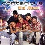 Click here to enlarge image and see more about item CD10: Contagious Es Real 2003 Rejoice Music WEA Latina World Music Latin New Manny Benito