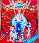 Click here to enlarge image and see more about item CIRCUS1: Gunther Gebel-Williams Farewell Tour RINGLING BROS BARNUM & BAILEY CIRCUS 119 Program