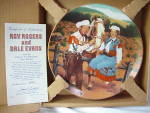 Click to view larger image of ROY ROGERS & DALE EVANS Classic TV Westerns Fifties 50's Milnazik Trigger (Image3)