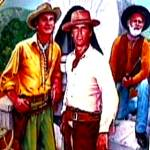 RAWHIDE Classic TV Western Milnazik Clint Eastwood 60's Sixties Eric Fleming Wishbone