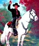 Click to view larger image of Classic TV Western Hopalong Cassidy Milnazik William Boyd Hoppy Edgar Buchanan Topper (Image1)