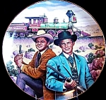 Click here to enlarge image and see more about item CTV7: Classic TV Western Wild, Wild West Milnazik Ross Martin Robert Conrad James West 60's