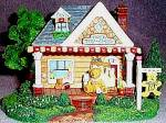 Click here to enlarge image and see more about item CV2: Cherished Teddie Village - Toys For Teddies P. Hillman Hamilton Mail-Order