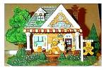 Click to view larger image of Cherished Teddie Village - Toys For Teddies P. Hillman Hamilton Mail-Order (Image2)